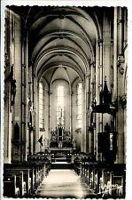 CP 80 SOMME - Ailly-sur-Noye - L'intérieur de l'Eglise