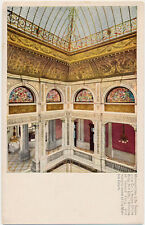 NEW YORK CITY – Metropolitan Life Insurance Co.'s Second Story Marble Court -udb