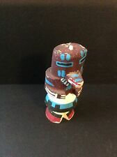 Vintage Hopi Route 66 Laqan Kachina Doll circa 1950s by Emil Pooley