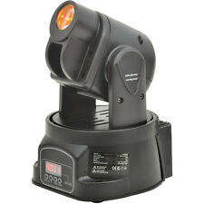 POWERFUL 30W LED Moving Head Spot Light-Spot & Strobe DJ DMX Stage Show lighting
