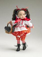"Tonner Kickits In The Hood 8"" Fashion Doll Little Red Riding w/Basket NRFB NIB"