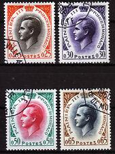 Monaco 657-60, O, Freimarken Rainier
