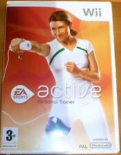 EA SPORTS ACTIVE PERSONAL TRAINER GAME FOR NINTENDO WII