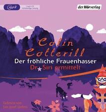 Der fröhliche Frauenhasser von Colin Cotterill, Hörbuch