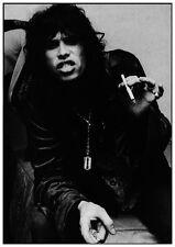 """Steven Tyler / Aerosmith  NEW 84cm x 60cm (34"""" x 24"""") B/W POSTER"""