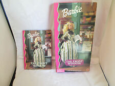 New 2000 Mattel Barbie The Front Window A Grolier Special Edition With Book MIB