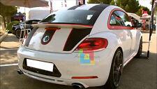 DIFFUSORE POSTERIORE VW NEW BEETLE 2012+ SPOILER SOTTO PARAURTI