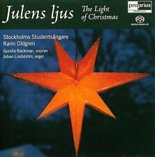 Julens ljus: The Light of Christmas, New Music
