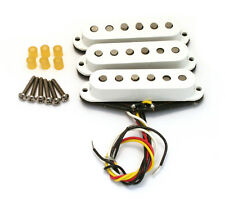 Genuine Fender Tex Mex Stratocaster/Strat Pickup Set 099-2131-000