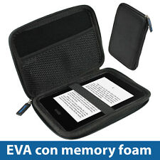 Nero EVA Custodia Cover per Amazon Kindle 2014, Voyage, Paperwhite & Touch Case
