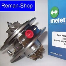 Genuine Melett turbo cartridge A3 Leon Golf Jetta 1.6 TDI 75 / 90 / 105 bhp
