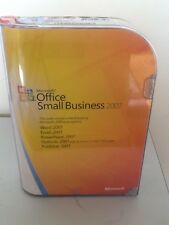 Microsoft Office Small Business 2007 Full Version BNIB