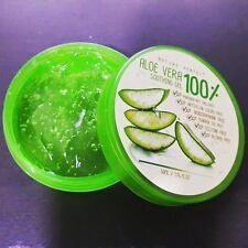 50g NATURE PERFECT ALOE VERA 100% Soothing Gel Paraben Moisturizer Skin