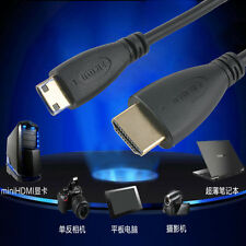 1.5M Fashion Plated HDMI To Mini HDMI Cable Adapter For DV HDTV 1080P Pleasing
