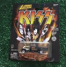 JOHNNY LIGHTNING KISS CAR 1:64 SCALE DIE CAST