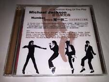 Michael Jackson 2003 One More Chance King Of The Pop Taiwan 18 Track Promo CD