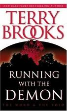 Running with the Demon - Brooks, Terry - Mass Market Paperback
