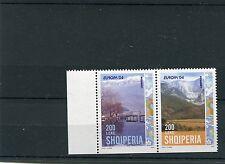Albania 2004 serie Europa non dentellati sotto 2966A-2967A   MNH