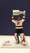 MARTIN BRODEUR New Jersey Devils CUP Autographed Signed McFarlane Figure Hockey