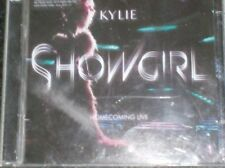 KYLIE MINOGUE - SHOWGIRL HOMECOMING LIVE (2 CD - 2007) Better the devil, Slow...
