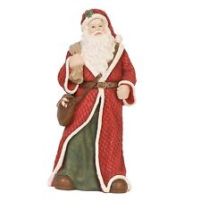 Clayre Eef Christmas Decoration Santa Claus Poly Resin 15 11 26
