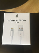 Genuine Apple Lightning to USB Cable 1m - BARGAIN PRICE - CLEAROUT PRICE