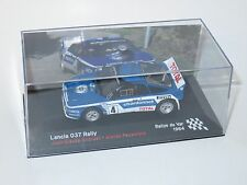 1/43 Lancia 037 Rally  Chardonnet  Rallye Du Var France 1984  J.C.Andruet