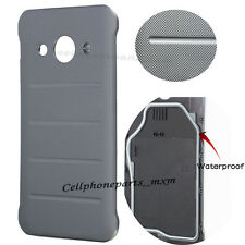 Gray Housing Battery Door Back Cover Case Part For Samsung Galaxy Xcover 3 G388F
