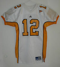 Tennessee Volunteers SEC NCAA Football Jersey CJ LEAK 2002 Adidas