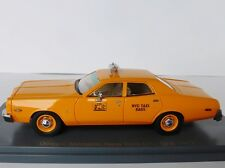 DODGE Monaco New York NYC TAXI 1/43 Neoscalemodels NEO 43514 Yellow Cab Neo43514