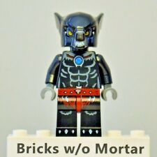 New Genuine LEGO Wilhurt Wolf Minifig Legends of Chima 70009 70013