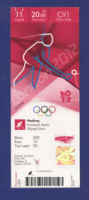 Orig.Ticket    Olympic Games LONDON 2012 -  HOCKEY FINAL / Germany - Netherlands