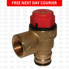 Vokera Mynute 15 & 30 HE & 24M Pressure Relieve Valve 8433 2907 - GENUINE & NEW