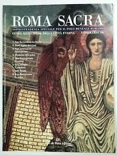 Roma Sacra:Guida alle chiese della città eterna - Ill.to - Ed. De Rosa - FF03