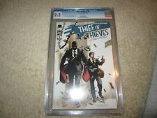 CGC 9.2THIEF OF THIEVES #2   1ST PRINT POSSIBLE TV SHOW LIKE CHEW, WALKING DEAD