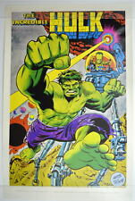 INCREDIBLE HULK POSTER MARVELMANIA 1970 Herb Trimpe Art Mail Order ONLY