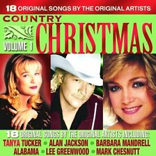 Various Artists : Country Christmas CD (1996)