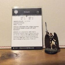 D&D Miniatures - Archfiends - Erinyes #33 - Rare - With Card