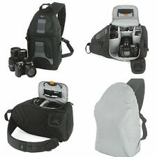 Lowepro SlingShot 200 AW DSLR Camera Bag Photo Shoulder Carry Bag Backpack Case