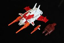 Transformers Takara Unite Warriors Strafe Figure from UW-08 Computron New