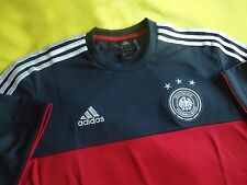 5+/5 GERMANY Deutschland 2014/2015 ORIGINAL SHIRT JERSEY CLIMALITE TRAINING M