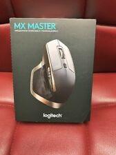 Logitech MX Master Wireless Laser Bluetooth Mouse 910-004337 Brand New & Sealed
