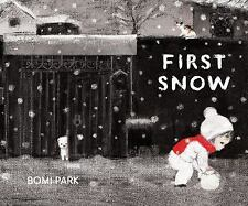 First Snow by Bomi Park (2016, Picture Book)