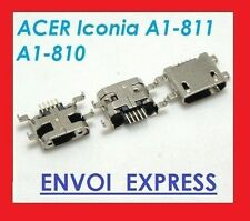 Micro usb CHARGING dc Port connector Acer Iconia A1-811