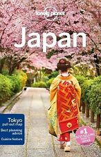 Travel Guide: Lonely Planet - Japan by Ray Bartlett, Laura Crawford, Andrew...