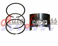 PISTON & RINGS FITS YANMAR & CHINESE ENGINE 10HP DIESEL
