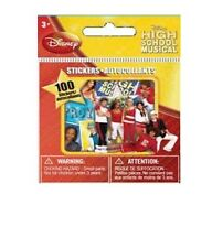 Disney high school musical autocollants Mini - 100 collection HSM STICKERS-NEUF