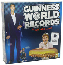 Guinness World Records The Board Game Family Trivia Challenges