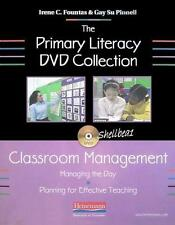 NEW Classroom Management K-3 Teaching DVD Set By Fountas & Pinnell SEALED LOT