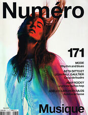 NUMERO #171 March 2016 MAARTJE VERHOEF Kasia Struss ASAP ROCKY Amanda Murphy NEW